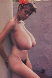 Huge natural tits vintage